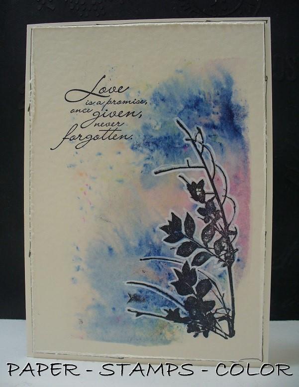 Magenta Style, Nuance Powdered Watercolors, Ellie Knol