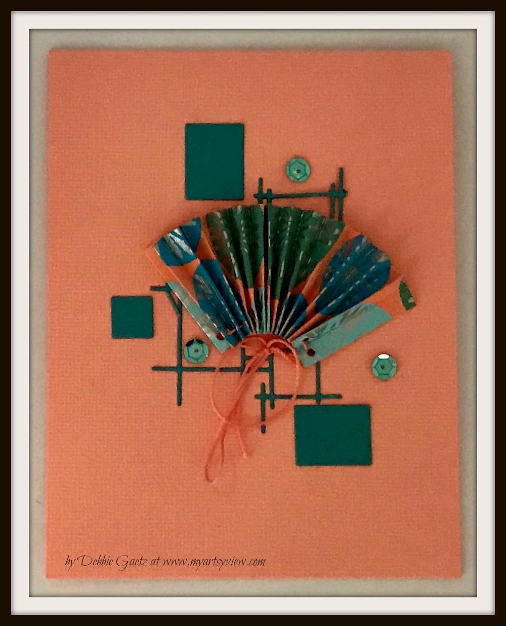 Jean Okimoto, Memory Box, Spellbinders, Washi Paper