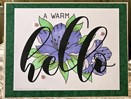 Flowers & Words