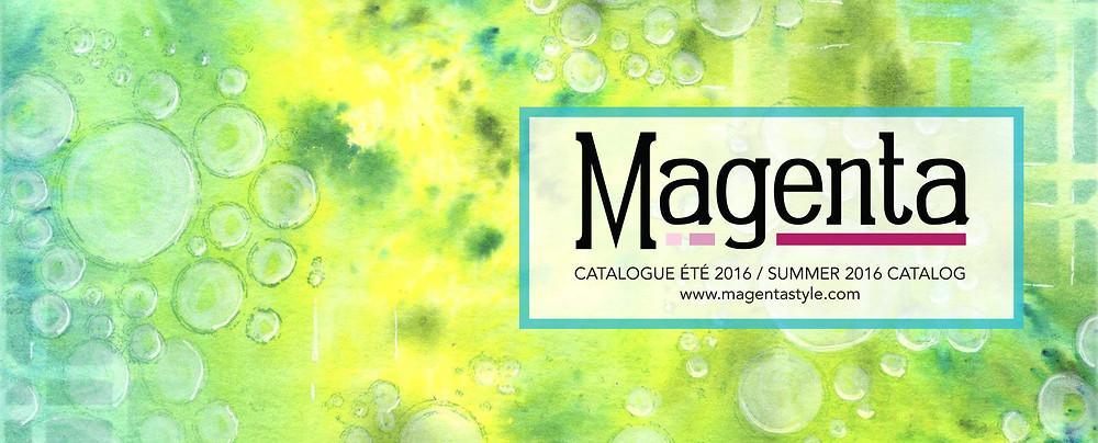 Magenta, Magenta 2016 Summer Release
