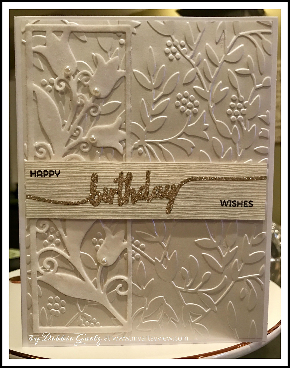Tutti Designs, Craft Concepts, Dry Embossing, Die-Cutting, Heat Embossing, Tim Holtz Stamp Platform