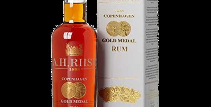 Rhum A.H.Riise 1888 Copenhagen Gold Medal 40° 70cl