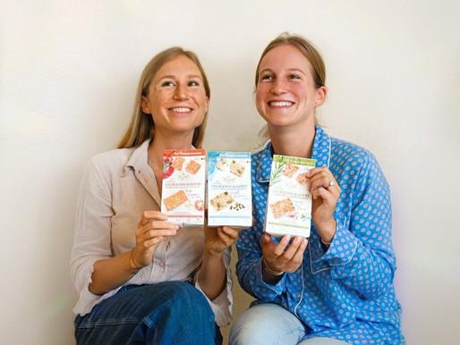 Yuma - Des Crackers renforcés à la farine de grillon!