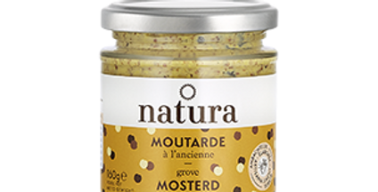 Moutarde a l'ancienne Natura - 160 gr