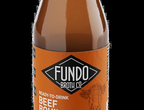 Bouillon a boire de Boeuf - Fundo - 500ml