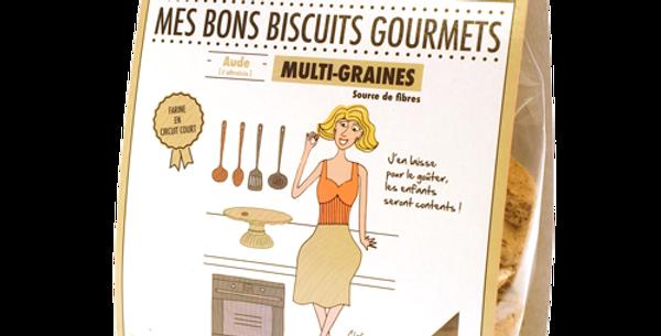 Biscuit DAO - Multi-Graines - 140 gr