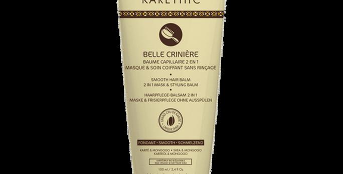 Belle Crinière Baume Capillaire 2 en 1 - Karethic - 100ml