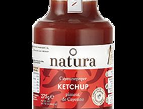 Ketchup Piments de Cayenne Natura - 275 gr