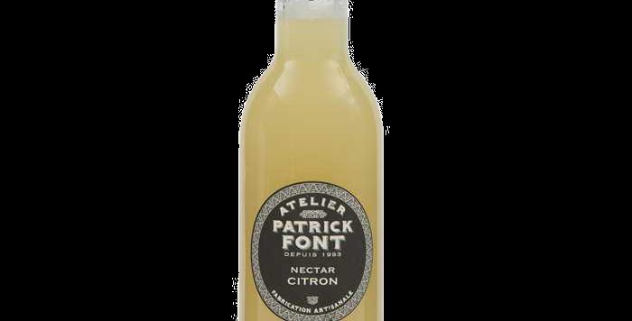 Patrick Font Nectar de citron - 25 cl