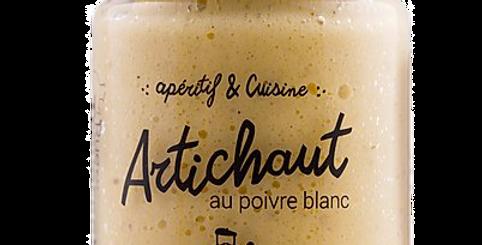 Artichaut - au Poivre blanc - 90 gr