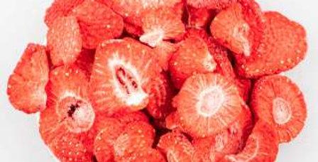 Fraises lyophilisées - 20 gr