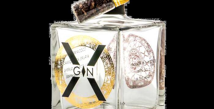 Gin X Aphrodisiac  44° 50cl