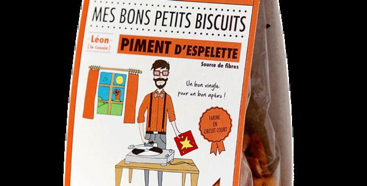 Biscuit DAO - Piment d'espelette - 100 gr