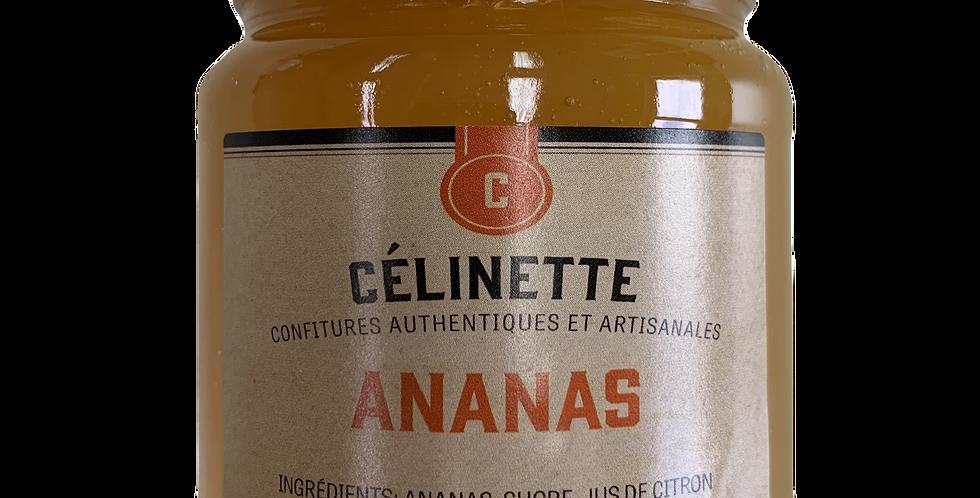 Confiture Célinette - Ananas - 245Gr