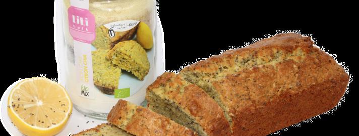 Lili Bulk - Mon Cake Citron Chia BIO