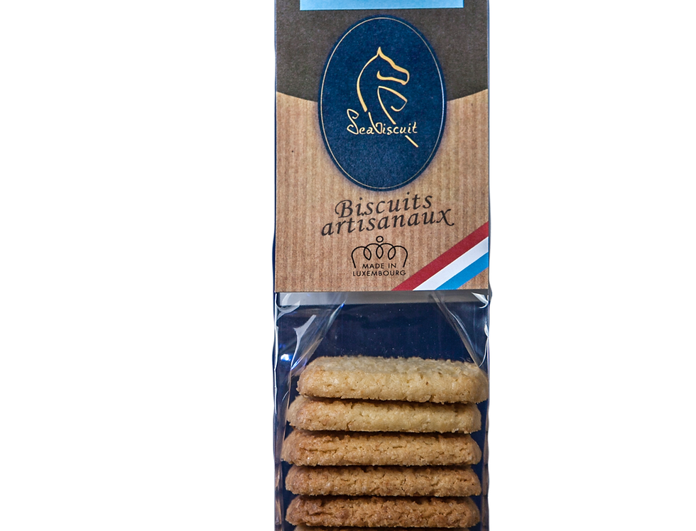 """Biscuits """"Noix de coco"""" - SeaBiscuit - 120Gr"""