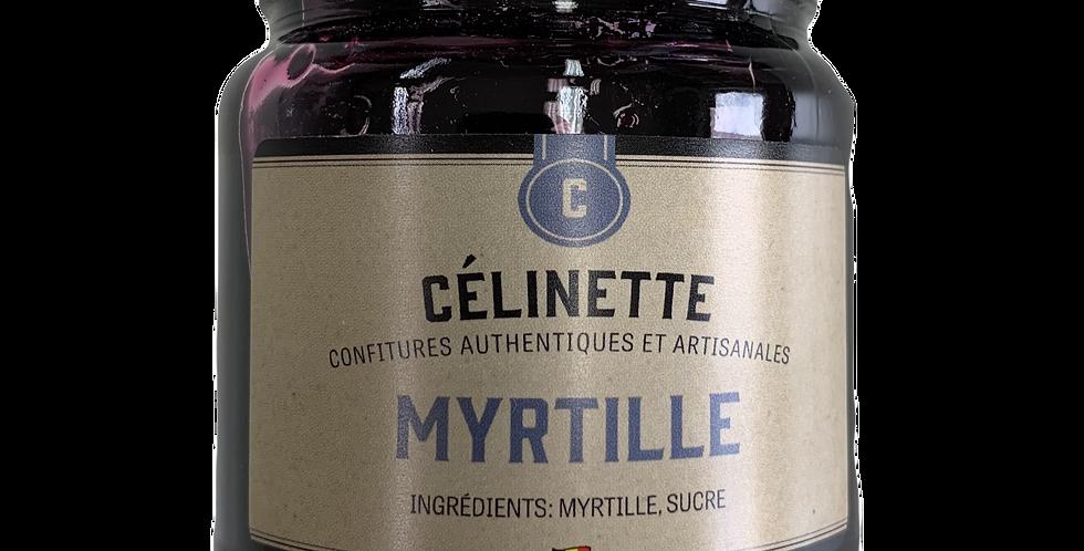 Confiture Célinette - Myrtille - 245Gr