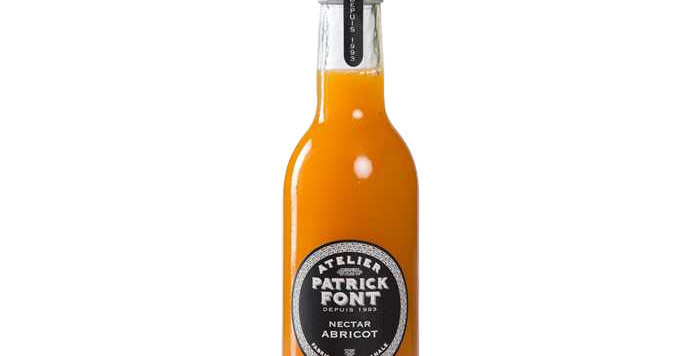 Patrick Font Nectar d'abricot - 25 cl