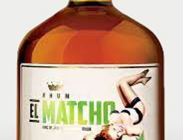 Rhum EL Matcho 0,5L 40°