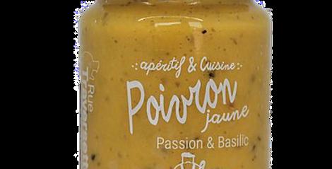 Poivron jaune - passion - 90 gr