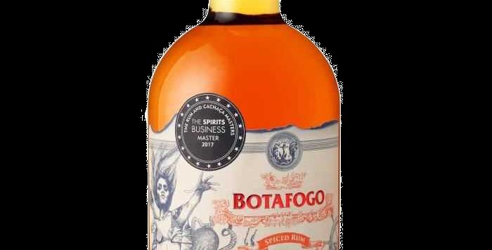 Rhum BOTAFOGO Spiced Rhum 40° 70cl
