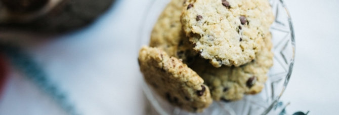Lili Bulk - My Homemade Choc' Cookies BIO - 455 gr