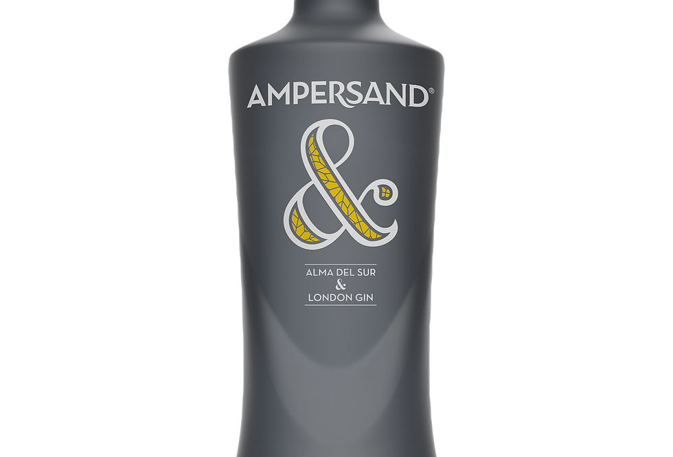 Gin Ampersand Citrus 37,5° 70cl