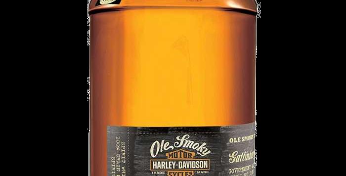 Ole Smoky Harley Davidson 51.5° 50cl