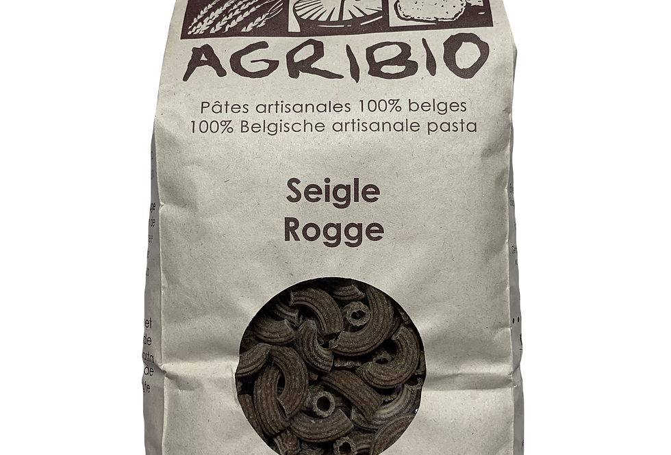Coquillettes farine de Seigle - Agribio - 500g