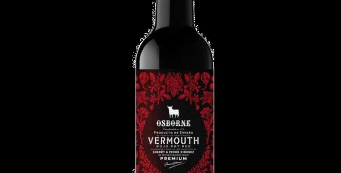 Vermouth OSBORNE Rojo 15° 75cl