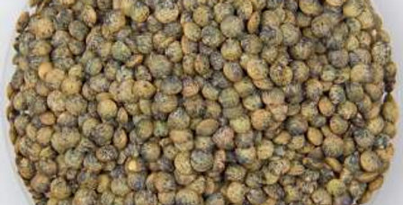 Lentilles noires du Puy en Velay - 500 gr