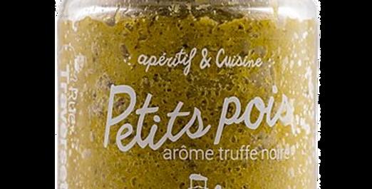 Petits Pois - arôme Truffe noire - 95 gr