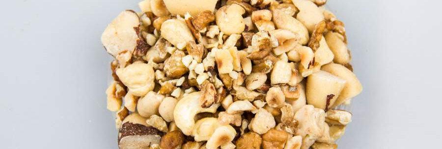 Mix de noix en morceaux - 190 gr