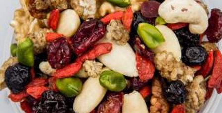 Mix de noix et fruits secs - 190 gr