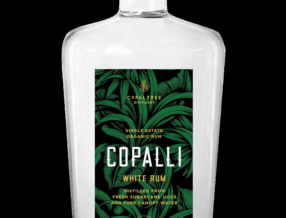 Rhum Copalli White Rum 42° 70cl