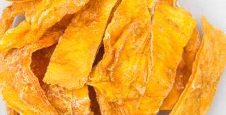 Mangue en tranches séchées - 100 gr
