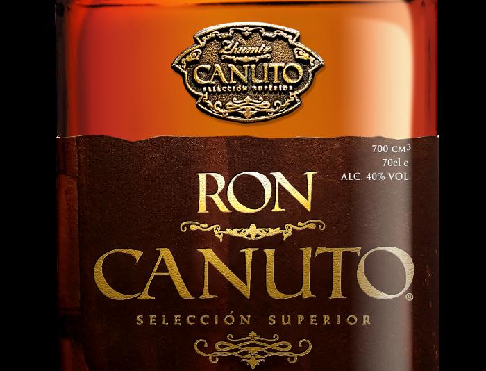 Rhum Canuto 7 ans Rum 40° 70cl