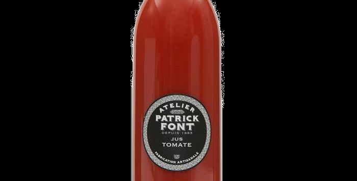 Patrick Font Jus de tomate - 1 Litre