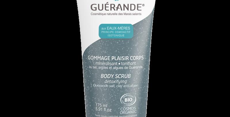Gommage Plaisir Corps Minéralisant et Tonifiant - Guerande - 175ml