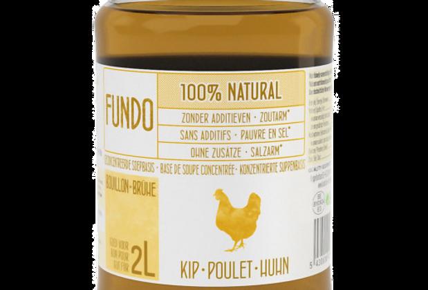 Bouillon concentré de Poulet - Fundo - 500ml