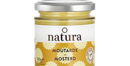 Moutarde Natura - 160 gr