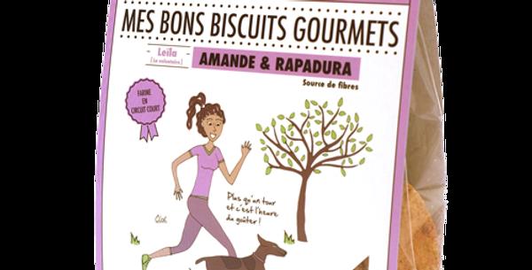 Biscuit DAO - Amande Rapadura - 140 gr