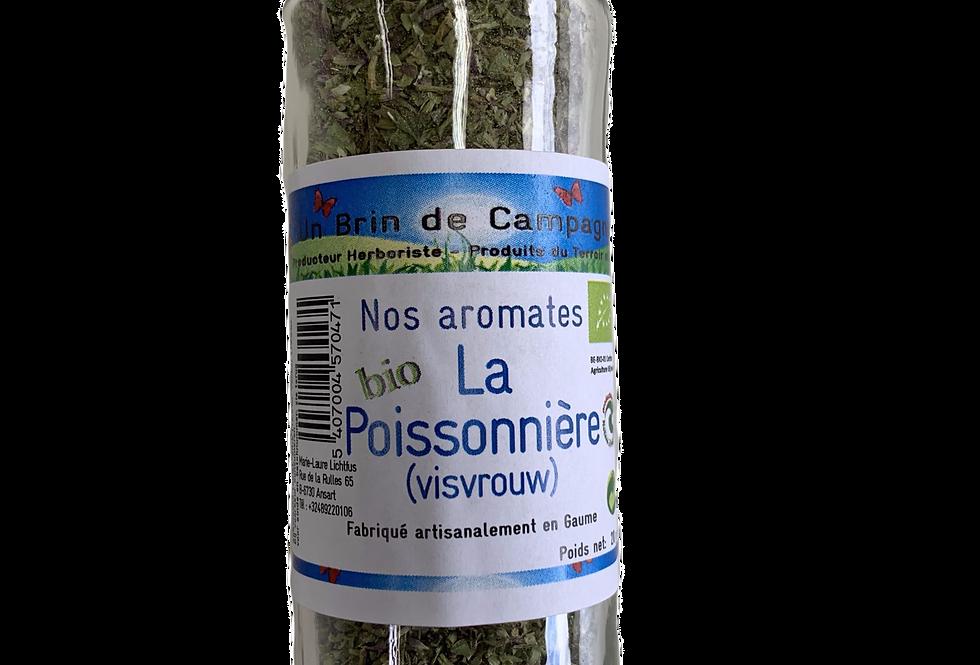 La poissonnière BIO - Un brin de Campagne - 20 gr