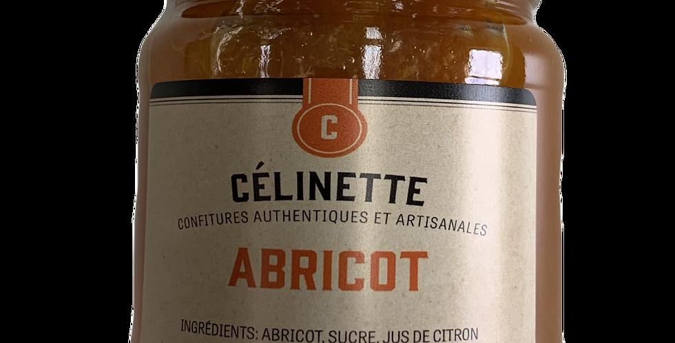 Confiture Célinette - Abricot - 245Gr