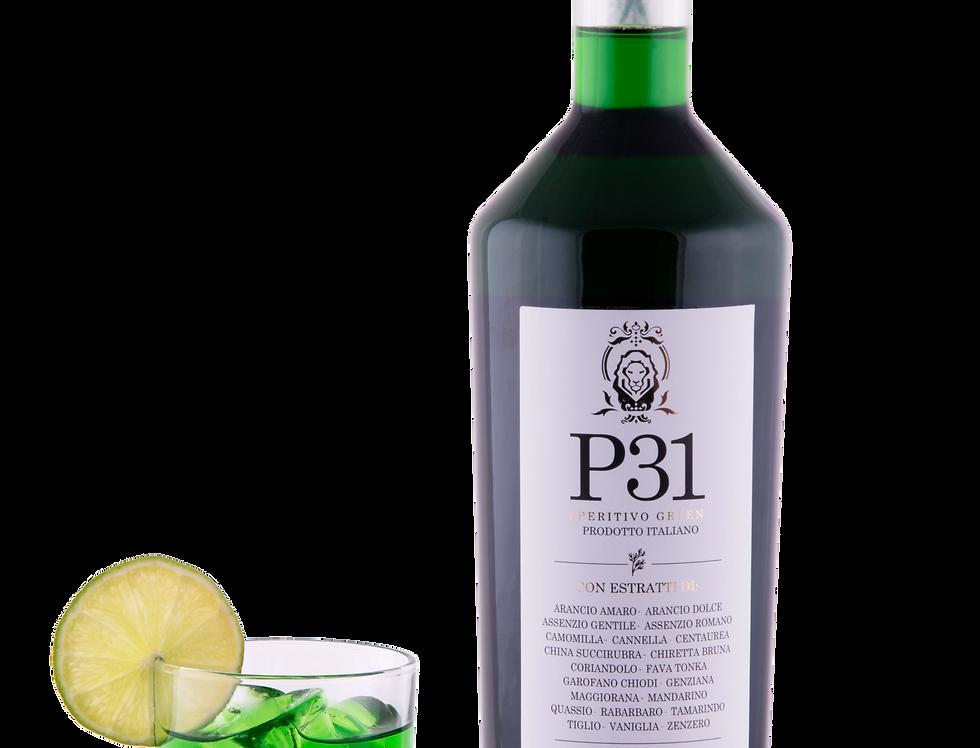 Aperitivo P31 Green 11° 70cl