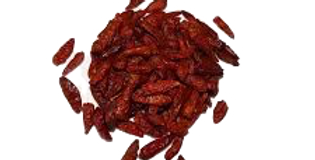 Piments rouges Pili-Pili entiers - 25Gr