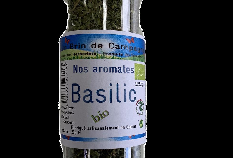 Basilic BIO - Un brin de Campagne - 20 gr