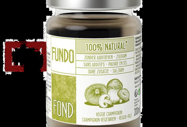 Fond Veggie Champignons - Fundo - 200ml