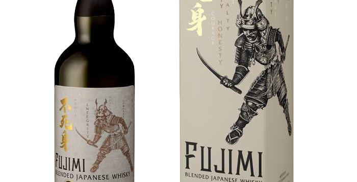 Whisky Fujimi 40°  70cl