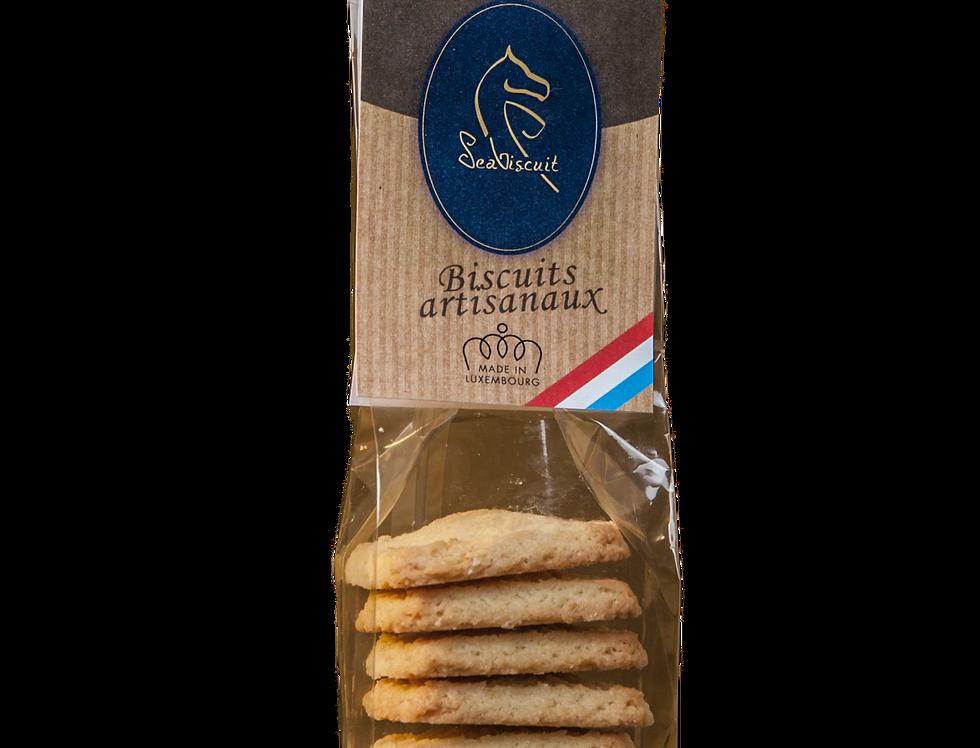 "Biscuits ""Zestes de Citron"" - SeaBiscuit - 120Gr"